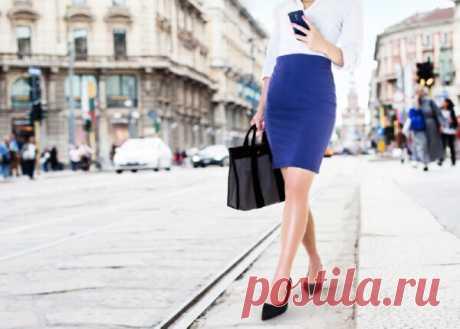 7 ошибок, которые совершают почти все девушки, когда носят юбки - 5 минут на перерыв