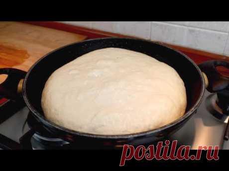 Такой хлеб ты будешь печь каждый день! Никакой духовки!