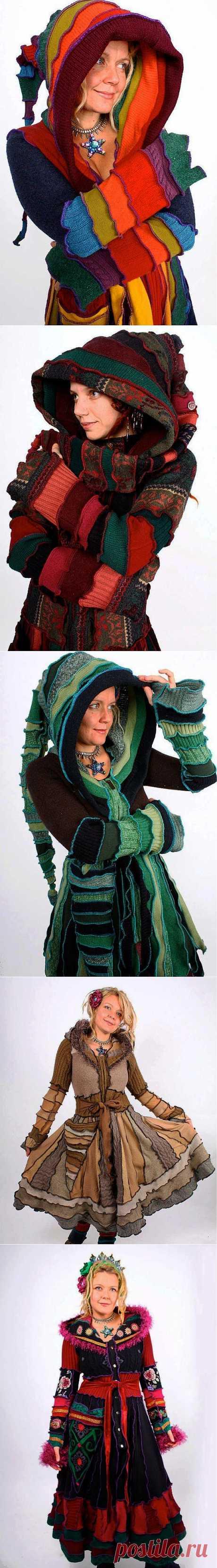 Katwise - чумовая рукодельница из Нью-Йорка.