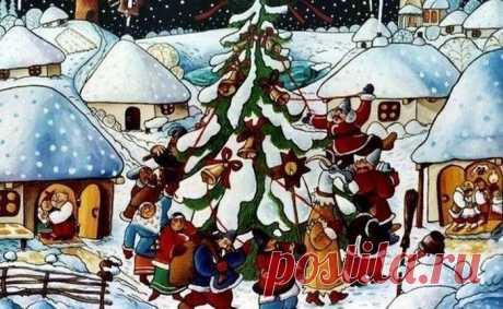 Лучшие колядки на Рождество: на русском и украинском языке, смешные и в стихах - Vgorode.ua