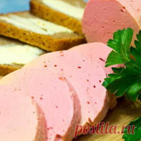 Вкуснее Докторской! Домашняя колбаса «Варёнка» + секрет красивого розового цвета - Пошаговый рецепт с фото |  Блюда из мяса Свежие продукты, никаких консервантов, химических усилителей вкуса. В домашней «варёнке» вы можете быть уверены, она не нанесёт вреда организму. Такая