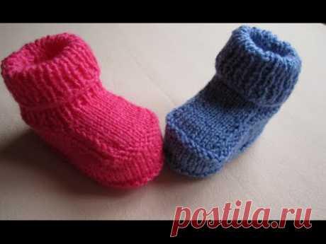ВЯЗАНИЕ СПИЦАМИ САМЫХ ПРОСТЫХ ПИНЕТОК для только начинающих!Knitting