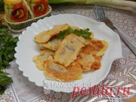Минтай в кляре, рецепт с фото. Как приготовить филе минтая в кляре на сковороде?