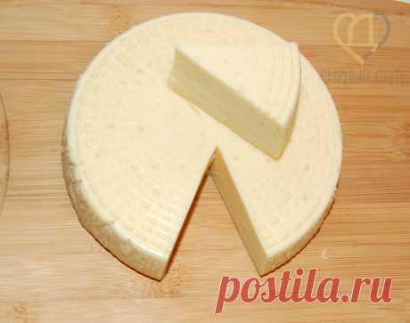 Рецепт домашнего сыра из творога и молока | Рецепты сыра | Сырный Дом: все для домашнего сыроделия