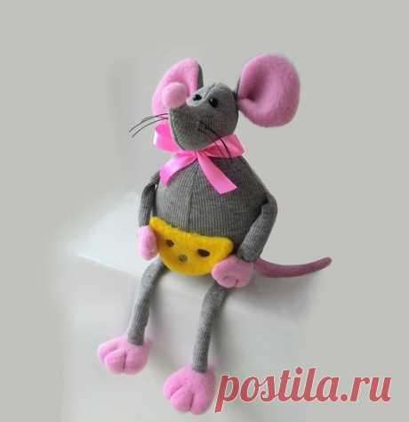 Мышка + Выкройка!