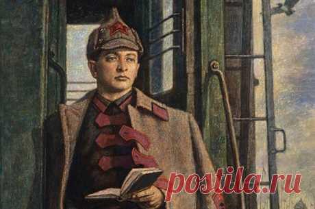 Позвольте представить - маршал Тухачевский. Вот уж кого репрессировали совершенно справедливо и за дело! Конечно, в 1937 году, были и те, кто попал под каток репрессий несправедливо. Но вот этот «товарищ», родившийся 16 февраля 1895 года, получивший в 1935 году звание маршала СССР, получил свое по заслугам...