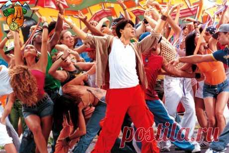 Индийское кино, как я с лёгкостью стал актером Болливуда