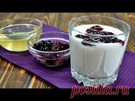 Домашний йогурт на закваске БакЗдрав