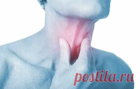 4 средства от инфекции горла - Народная медицина - медиаплатформа МирТесен