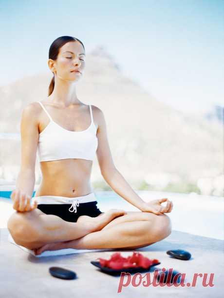Йога для начинающих.