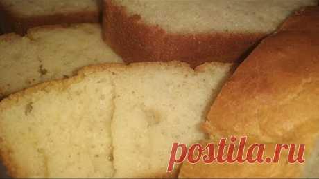 Рисовый хлеб без глютена, открою секрет воздушности хлеба.