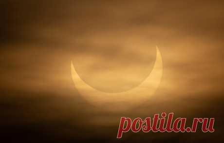 Солнечное затмение - фото 3 из 9