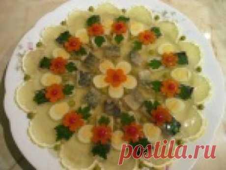 Рыбное заливное из скумбрии - Пошаговый рецепт приготовления с фото - Заливное - Закуски