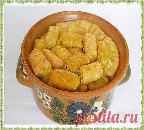 ¡10 recetas más sabrosas de los golubtsí - conserven obligatoriamente!