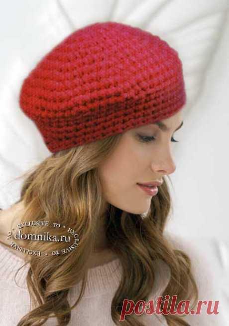 Вяжем шапку за 1 день - 6 простых моделей для женщин