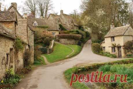 «Котсуолд – один из самых живописный уголков и яркий символ сельской Англии» — карточка пользователя olya.kushnirchuck в Яндекс.Коллекциях