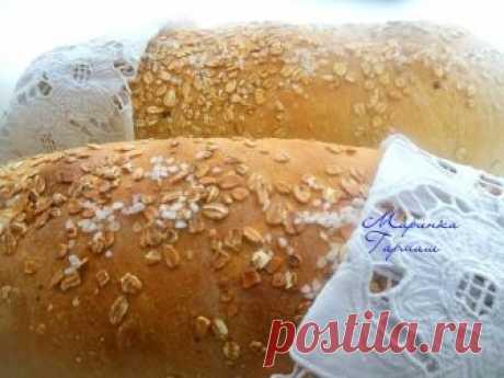 Ароматный хлебушек по-деревенски Рецепт, который будут выпрашивать!