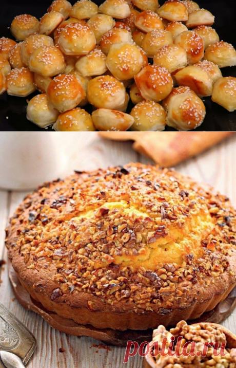 ПИРОГИ,  ПИРОЖКИ,  ВЫПЕЧКА   lia apkhaidze   Рецепты простой и вкусной еды на Постиле