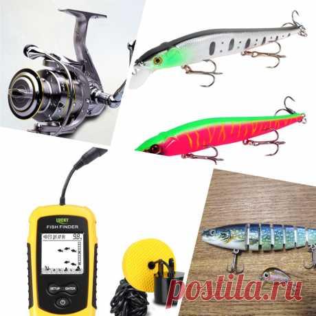 Интересные товары для рыбалки с AliExpress. Поймаешь больше всех))).