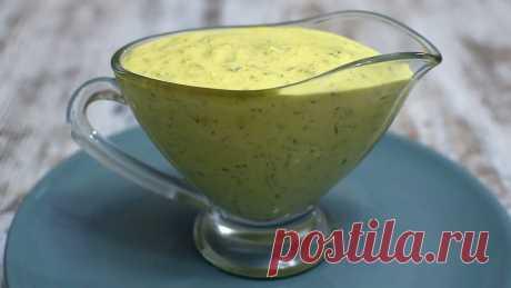 Волшебный соус из маринованных огурчиков к разным блюдам.   Ох и вкусно   Яндекс Дзен