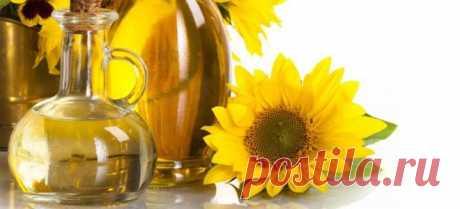 Подсолнечное масло от запора: как принимать как слабительное