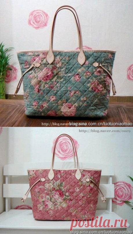 Hand-made articles the hands - we Sew a fashionable bag a detailed master class.