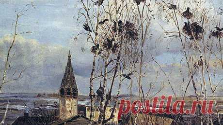 Самые известные картины о весне: угадайте художника - О важном - Леди Mail.Ru