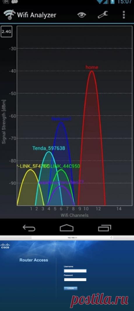 Если у вас дома тормозит Wi-Fi, виноват может быть сосед! Вот как все исправить