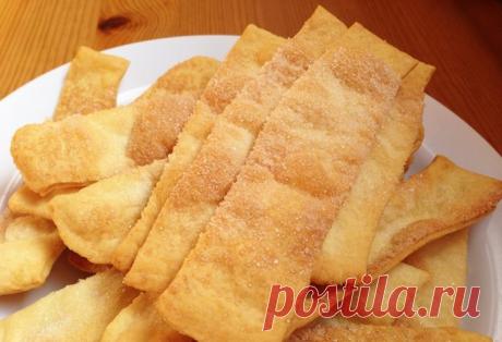 ¡Las galletas más aéreas, rápidas y muy sabrosas sin zamorochek!