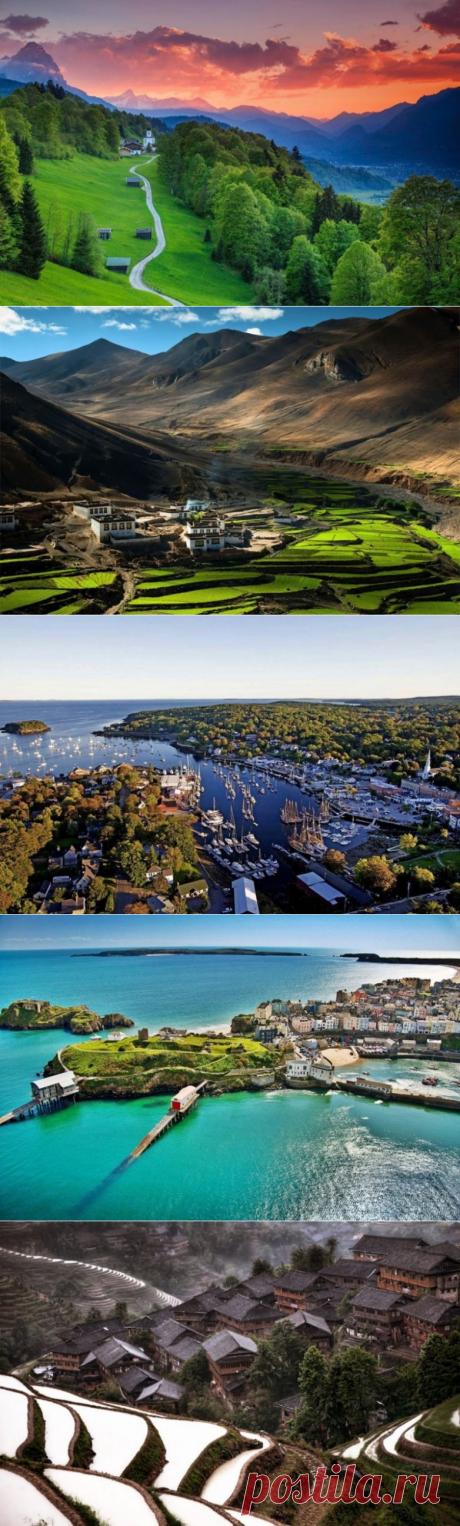 25 милых мест, в которых мечтает оказаться каждый / Туристический спутник