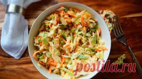 Диетические рецепты, легкий салат: похудение в домашних условиях :: Рецепты