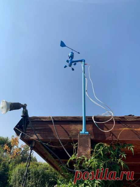 How to Build Your Own Anemometer Using Reed Switches, Hall Effect Sensor and Some Scraps on Nodemcu. - Part 1 - Hardware: 8 Steps (with Pictures)