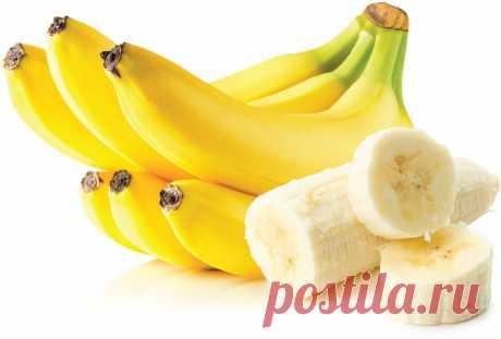 Если Вы страдаете от этих недомоганий, Вы должны начать есть бананы