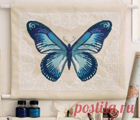 Бабочки | МореСхем