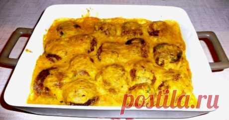 Тефтели из гречки постные Тефтели изумительного вкуса - идеальная горячая закуска под вино