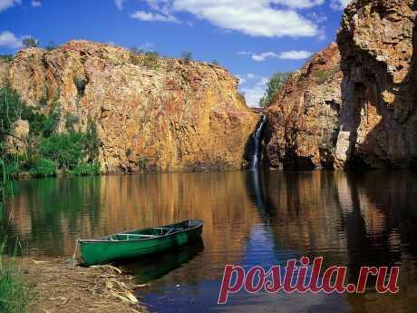 Потрясающая природа Австралии - Путешествуем вместе
