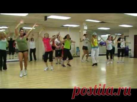 Zumba with JC - Let's Twist - Mega Mix 6