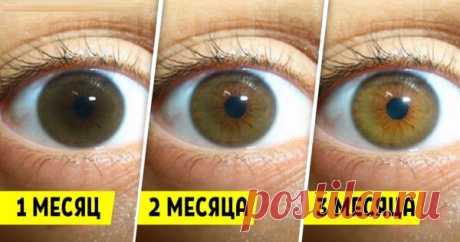 Никакой хирургии… Эти 2 ингредиента избавят тебя от проблем со зрением!