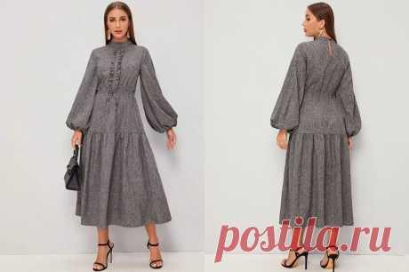 Хотя бы одна из этих моделей платьев должна быть в вашем гардеробе этой весной   Glamiss   Яндекс Дзен