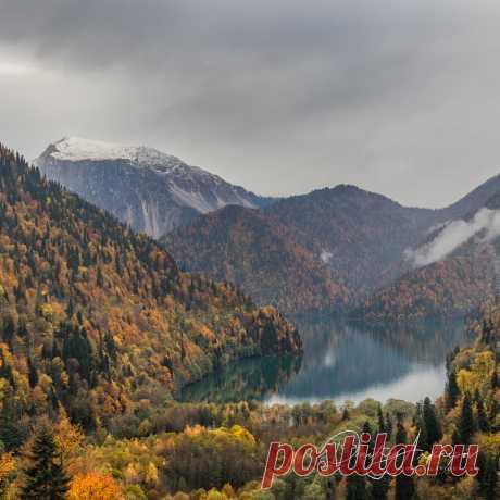 Фотограф Дмитрий Архипов (Dmitry Arkhipov) - Осень на Северном Кавказе #1904623. 35PHOTO