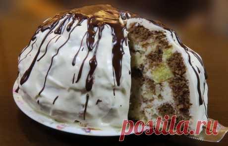 Торт Панчо с ананасами Торт Панчо с ананасами Торт с ананасами Панчо представляет собой бисквитный корж,...
