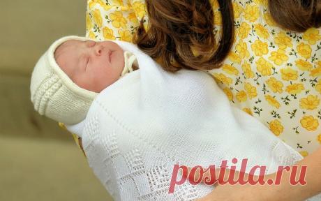 Все о принцессе Шарлотте - Статьи - Роды - Дети Mail.Ru