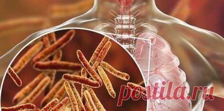 Первые признаки туберкулёза / Будьте здоровы