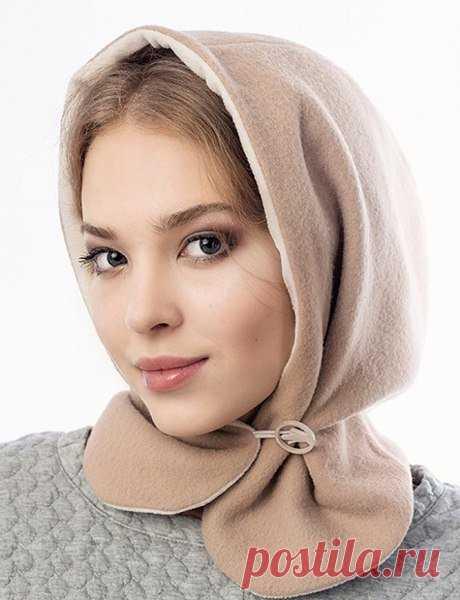 Головной убор «Wolka» — модный тренд своими руками, выкройка