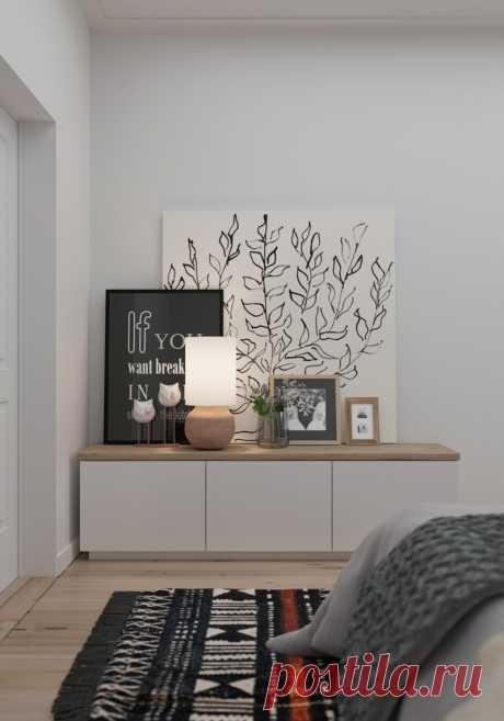 Советы для небольшой квартиры | Роскошь и уют