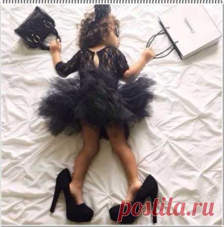 Bought new shoes... I will die hungry... but beautiful...)))
