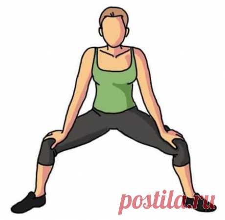 Упражнение для тонкой талии: первые результаты - через 4 недели