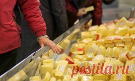 Будьте внимательны!никогда не покупайте сыр, если увидите это на упаковке! — Копилочка полезных советов