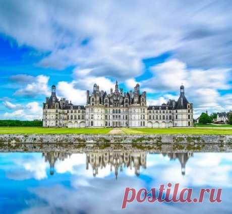 Самые великолепные Замки и дворцы Франции