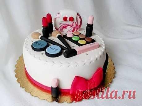 Настоящие женские тортики. / Изысканные кулинарные рецепты